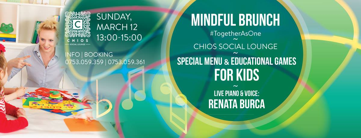Mindful Brunch @ CHIOS Social Lounge
