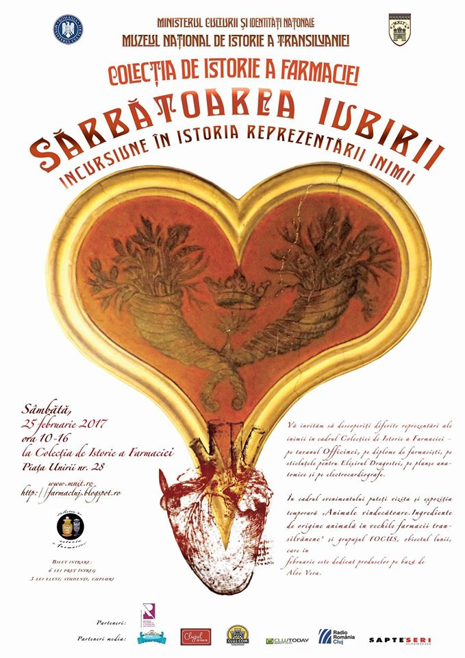 Sărbătoarea iubirii. Incursiune în istoria reprezentării inimii