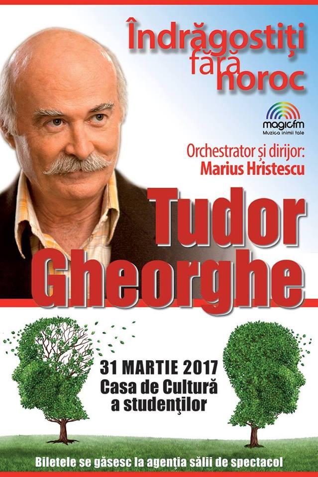 Tudor Gheorghe @ Casa de Cultură a Studenților