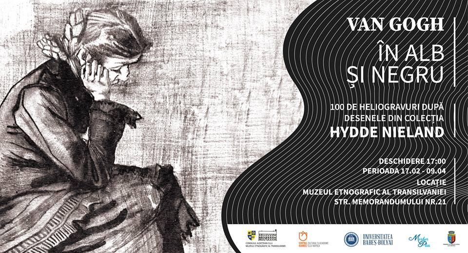 Van Gogh În Alb Și Negru @ Muzeul Etnografic al Transilvaniei