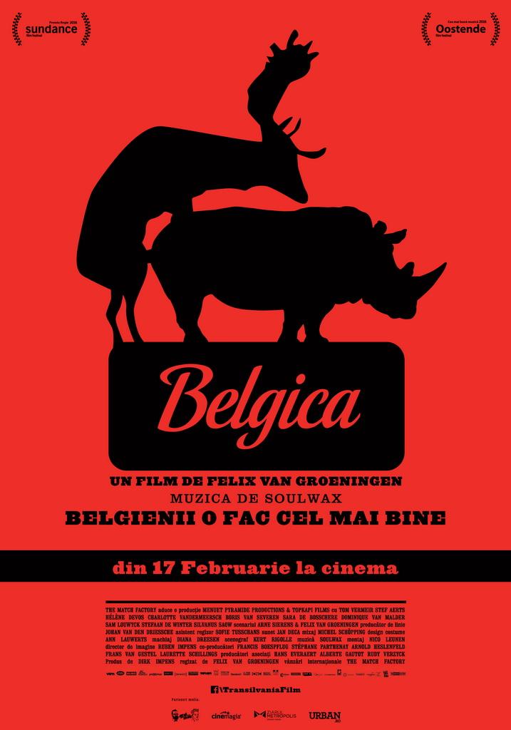 Belgica, din 17 februarie pe marile ecrane