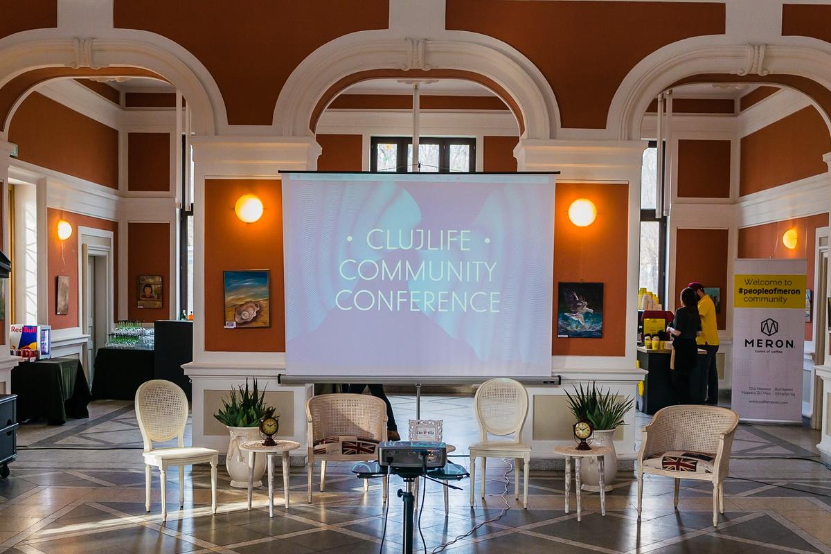 Poze: ClujLife Community Conference #3