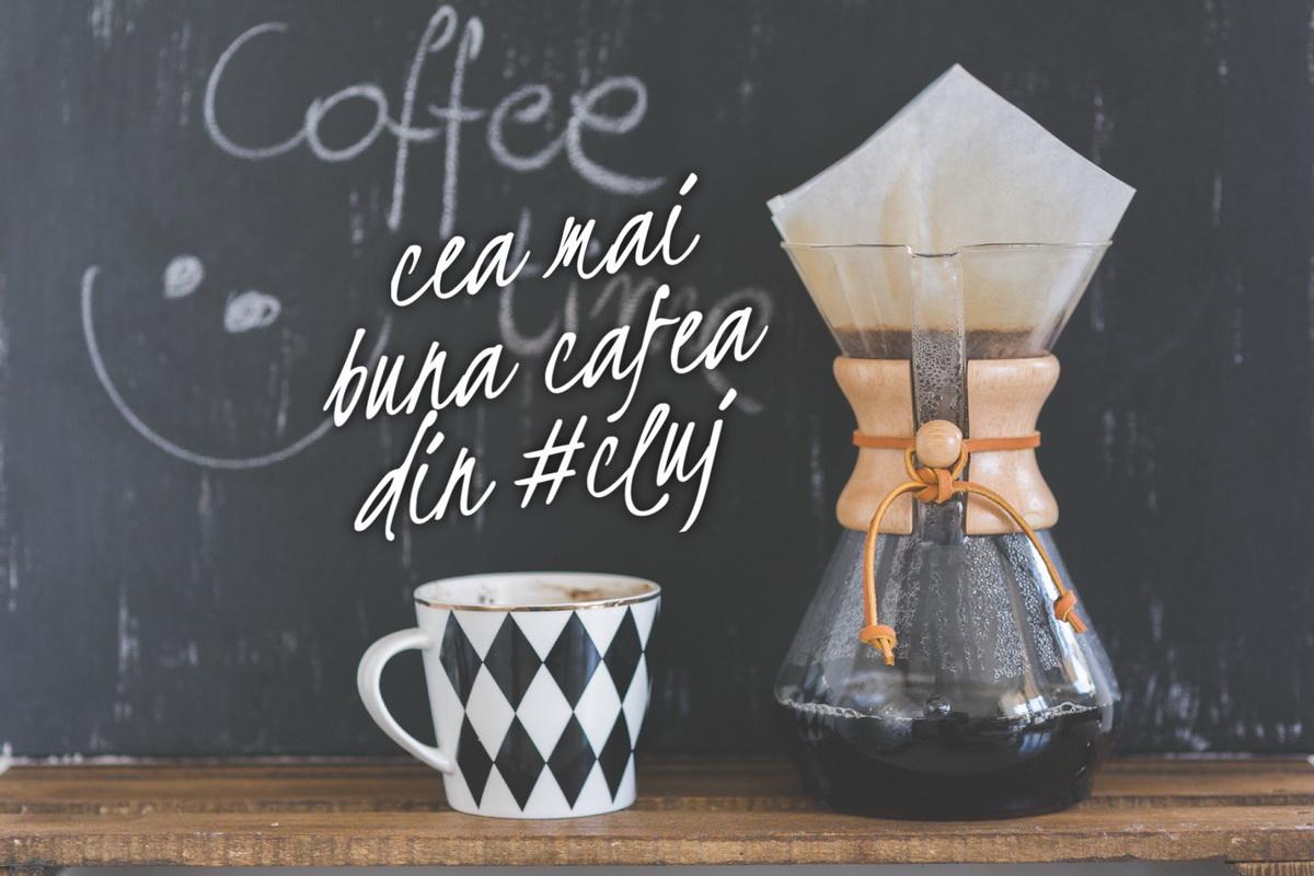 5 localuri unde bei cea mai bună cafea în Cluj (II)