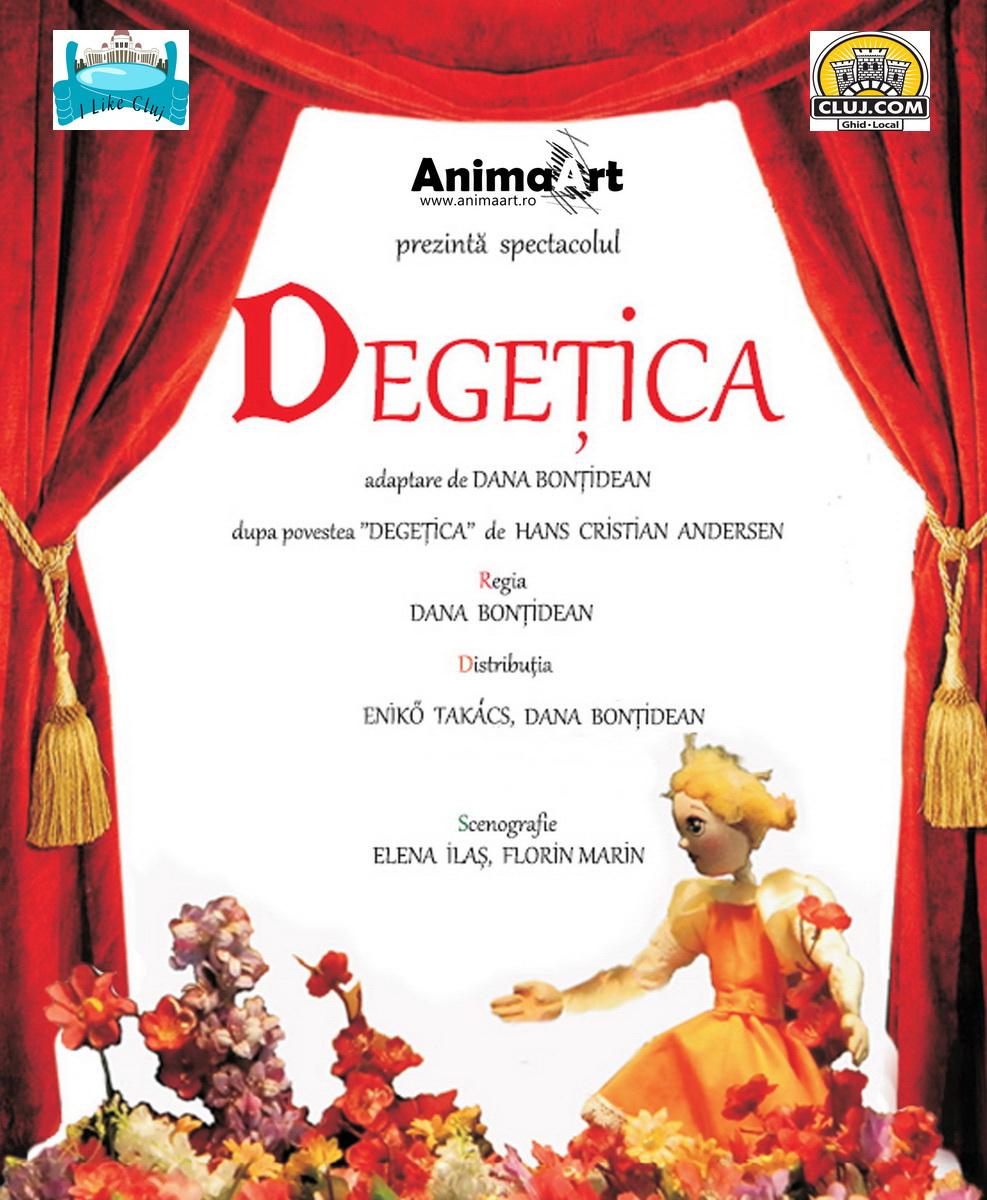 Degețica @ Cinema Dacia
