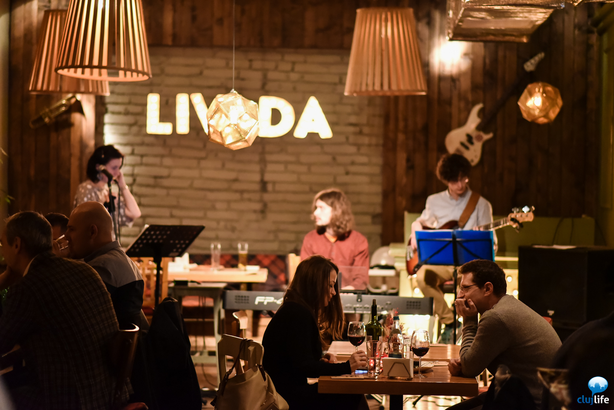 Poze: Edina Trio @ Restaurant Livada