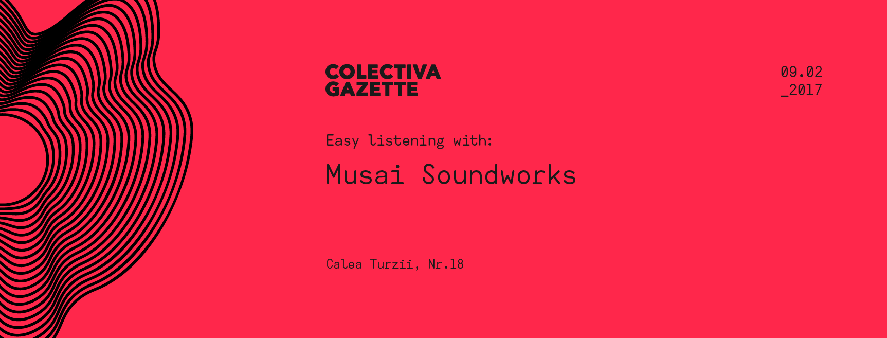 Easy Listening with Musai Soundworks