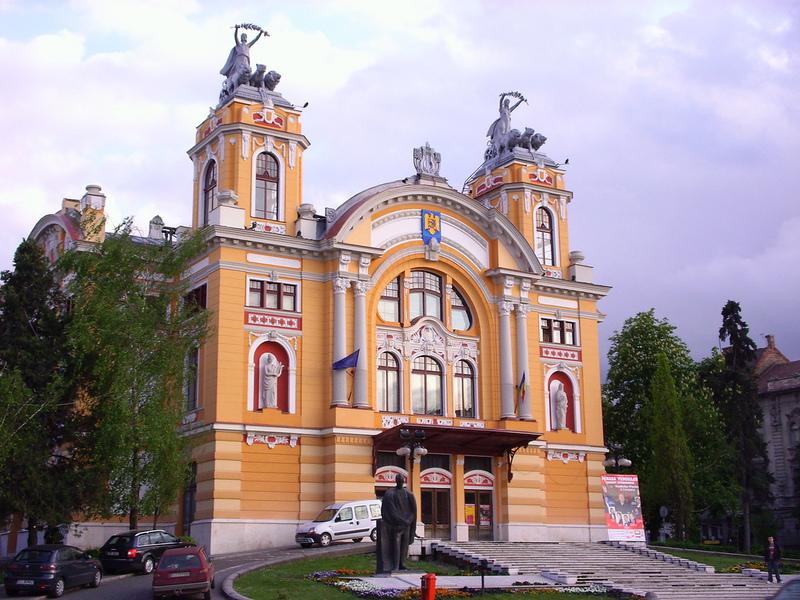 La Cluj-Napoca a fost lansat oficial proiectul Hai în Sat la Operă