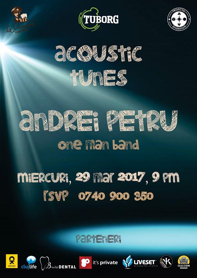 Acoustic Tunes @ Le Général Café-Pub