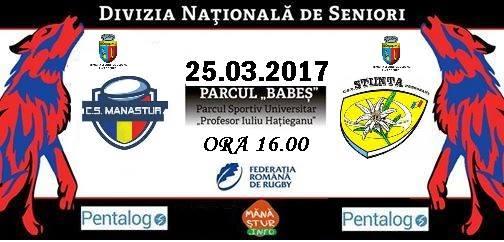 C.S Mănăștur vs Știința Petroșani @ Parcul Iuliu Hațieganu