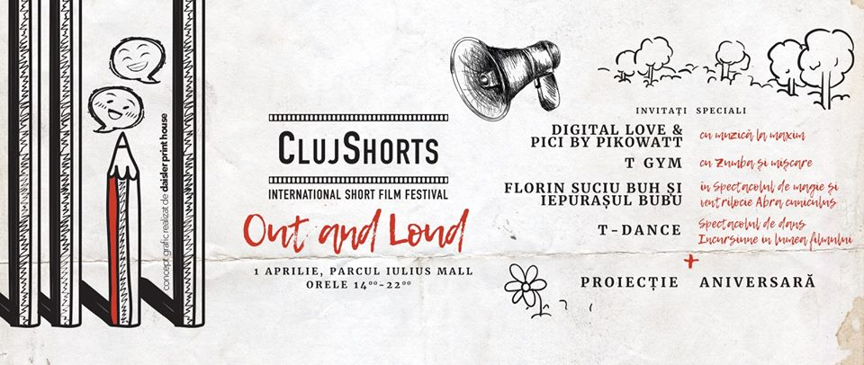 ClujShorts Out and Loud @ Iulius Parc