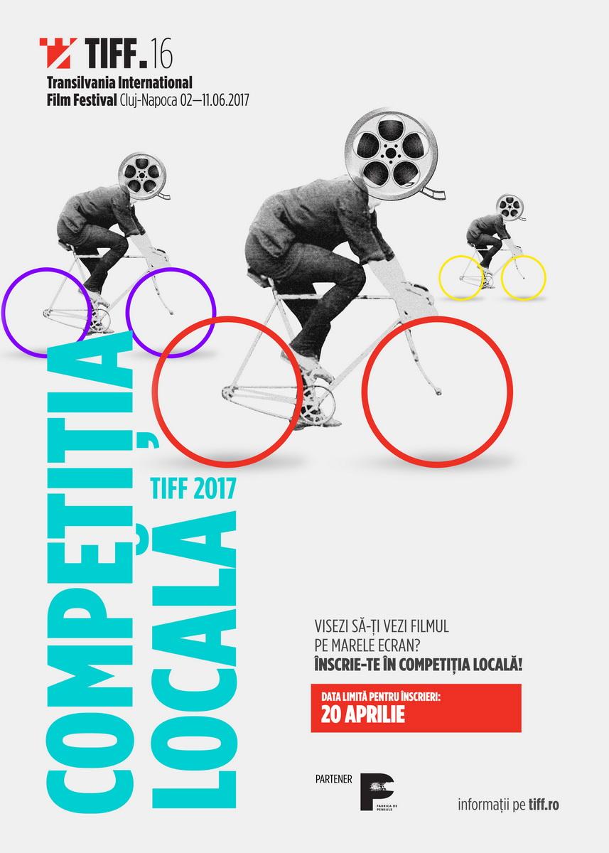 Încep înscrierile pentru competiția clujenilor la TIFF 2017
