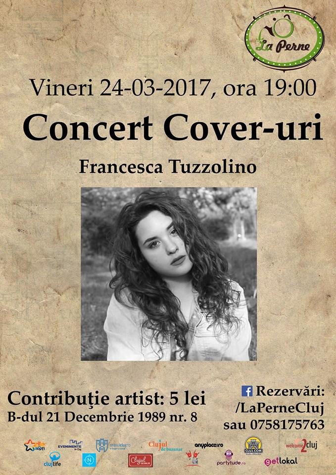 Concert Cover-uri @ La Perne