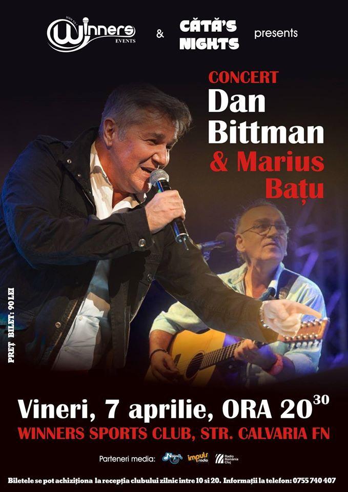 Concert Dan Bittman @ Winners Sports Club