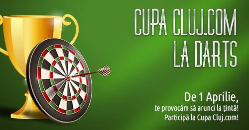 Cupa Cluj.com la DARTS @ Corner Biliard, Snooker & Darts