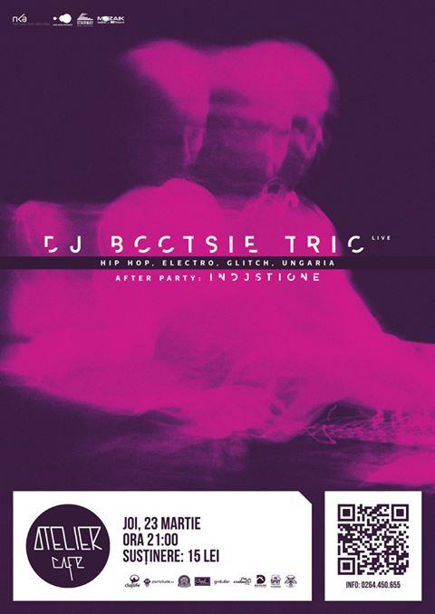DJ Bootsie Trio @ Atelier Cafe
