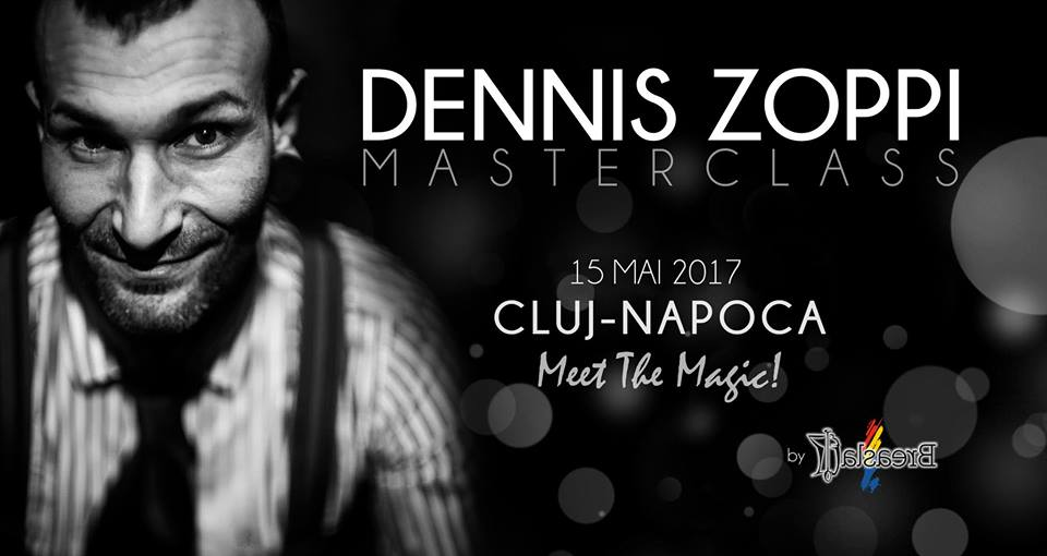 Dennis Zoppi Masterclass @ Charlie