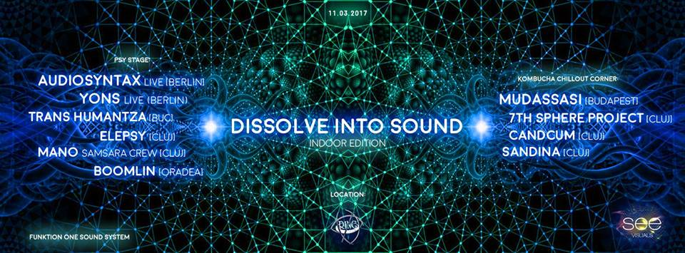 Dissolve into sound @ Club Ring