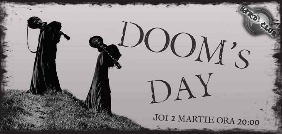 Doom's Day @ Hard Club