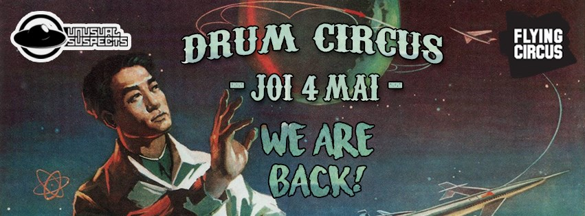 Drum Circus @ Flying Circus