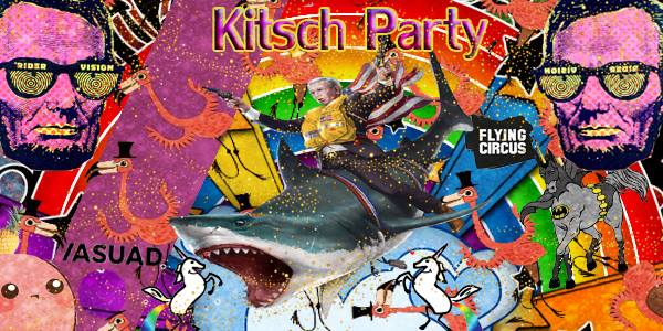 Epic Kitsch Party @ Flying Circus