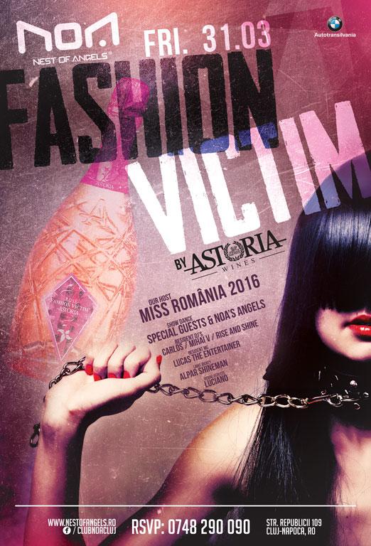 Fashion Victim @ Club NOA