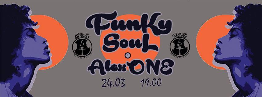 Funky Soul @ Sisters