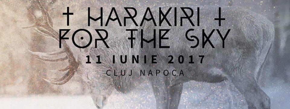 Harakiri for the Sky @ Flying Circus