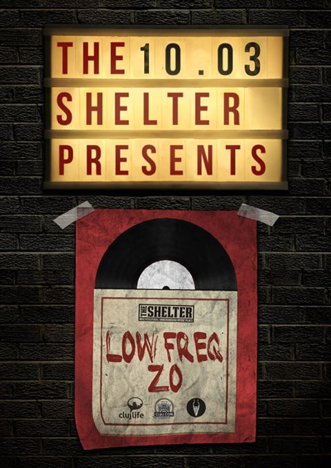 Low Freq & Zo @ The Shelter
