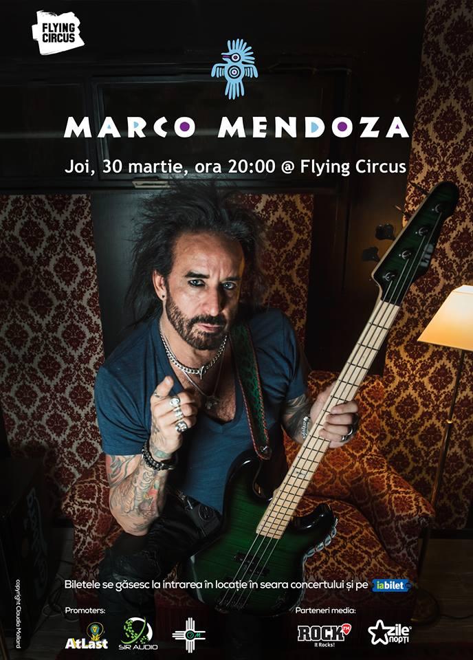 Marco Mendoza @ Flying Circus