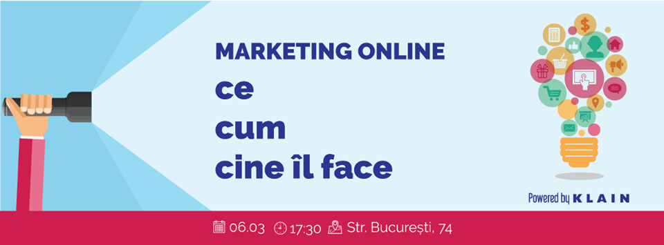 Marketing online @ Sala Training