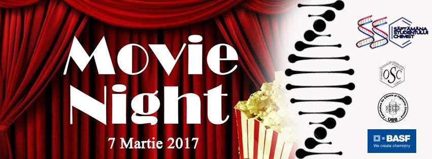 Movie Night @ Facultatea de Chimie și Inginerie Chimică
