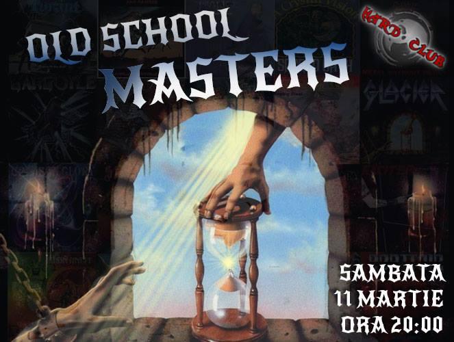 Old School Masters @ Hard Club