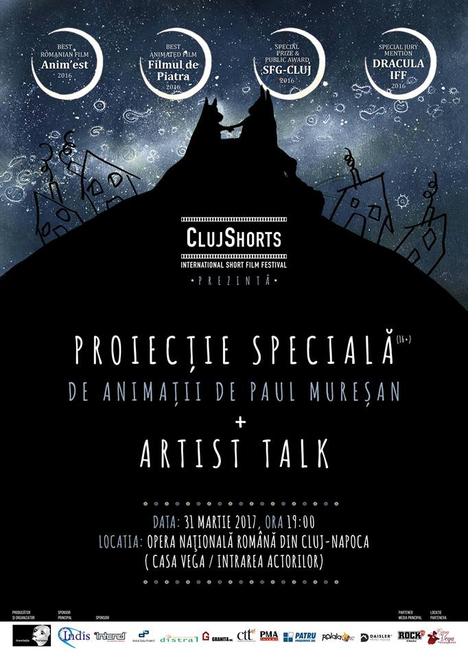 Proiecție Specială Paul Mureșan @ Casa Vega