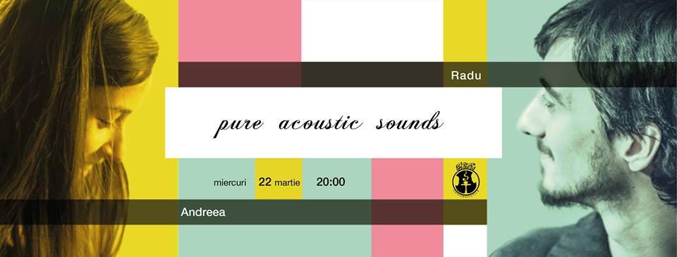 Pure Acoustic Sounds @ Sisters