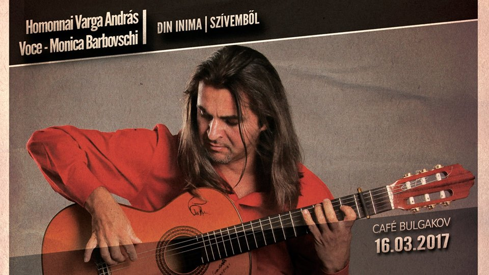 Recital de chitară @ Bulgakov Café