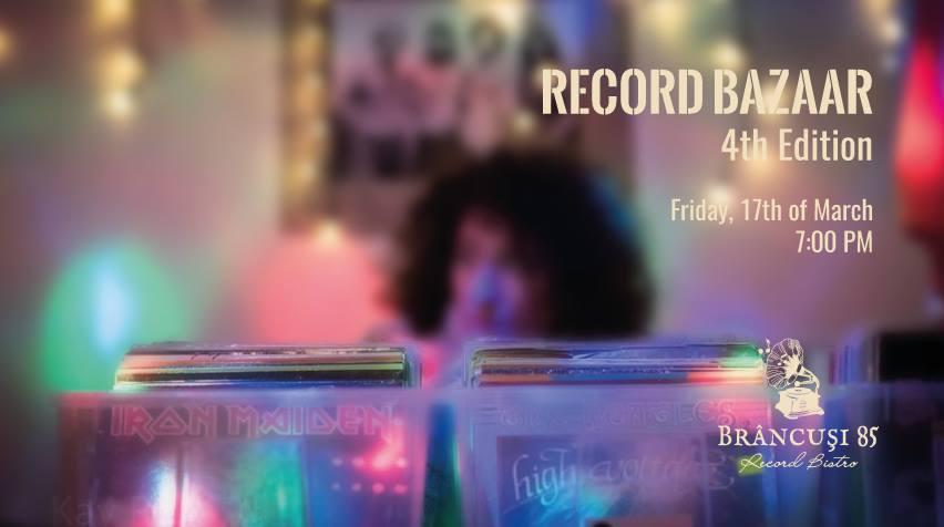 Record Bazaar @ Brâncuși 85