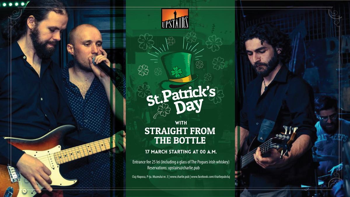Saint Patrick's Day @ Charlie Upstairs