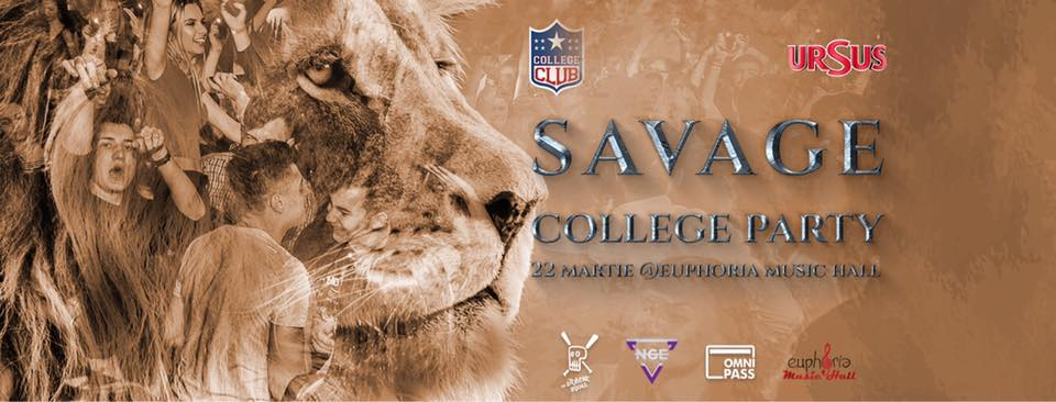 Savage College Party @ Euphoria Music Hall