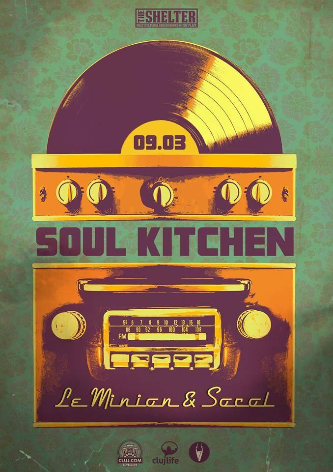 Soul Kitchen @ The Shelter