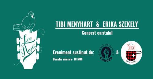 Tibi Menyhart & Erika Szekeli @ Zorki Photo Cafe