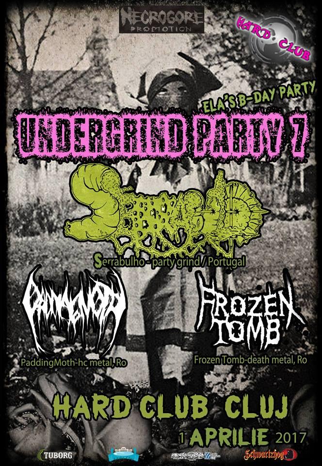 Undergrind Party @ Hard Club