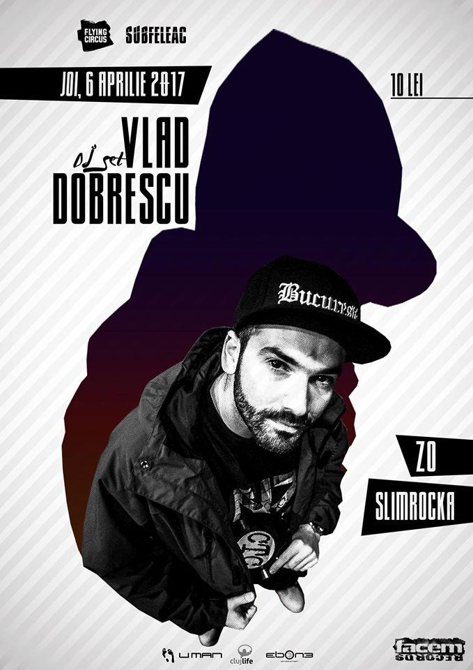 Vlad Dobrescu @ Flying Circus