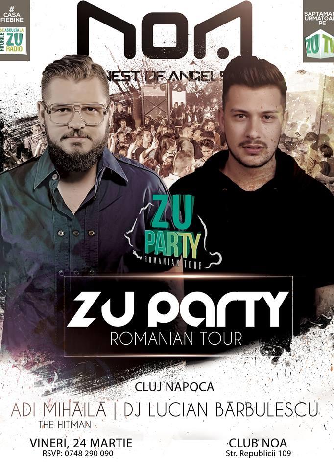 ZU Party @ Club NOA