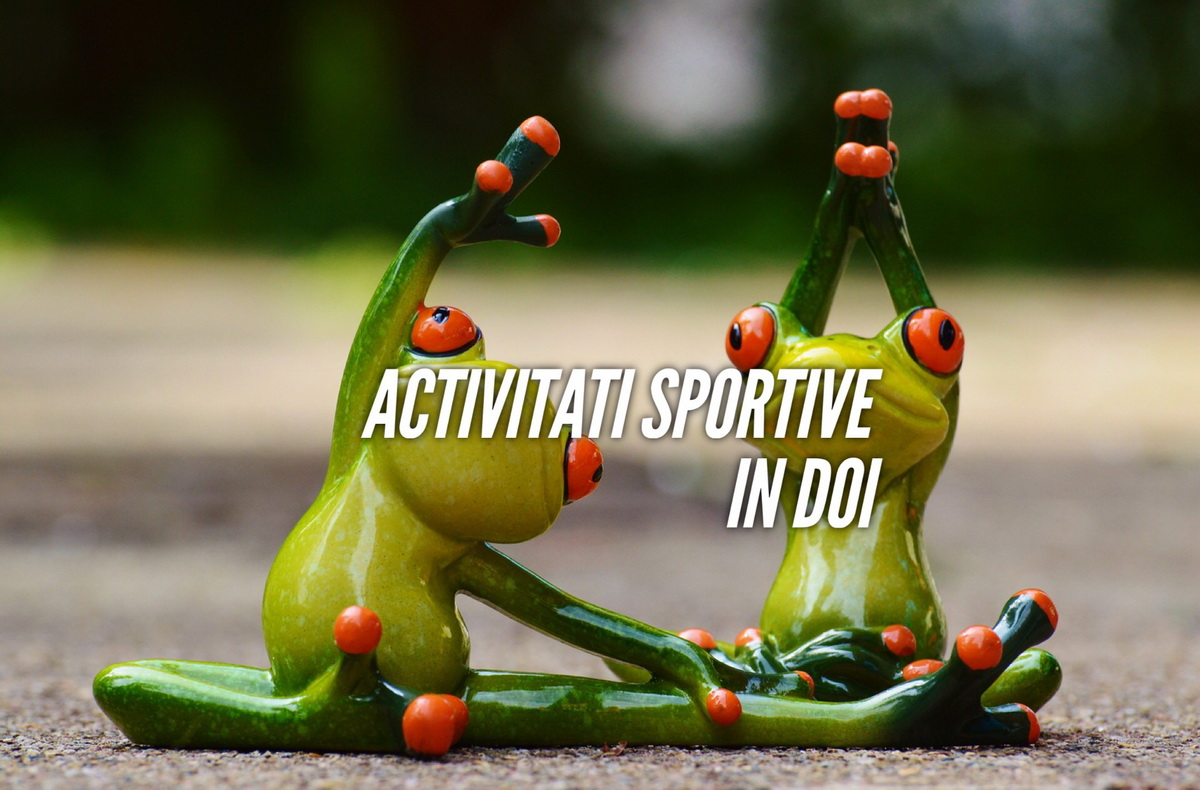 5 idei de activităţi sportive indoor pe care le poţi face în doi