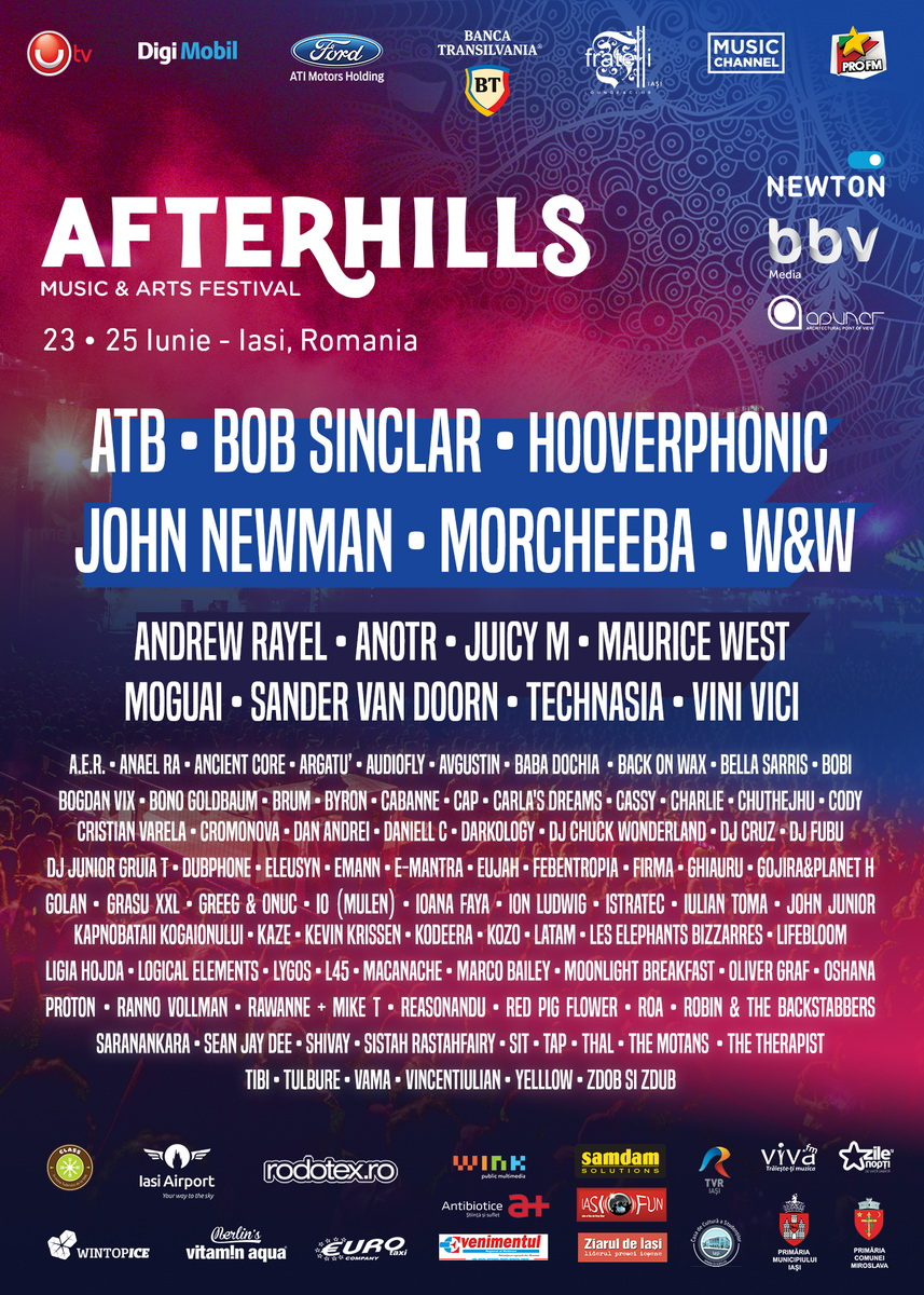 Afterhills Music & Arts Festival