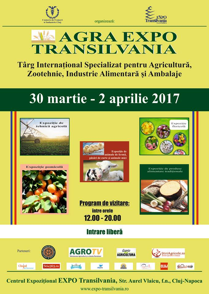 Agra Expo Transilvania 2017