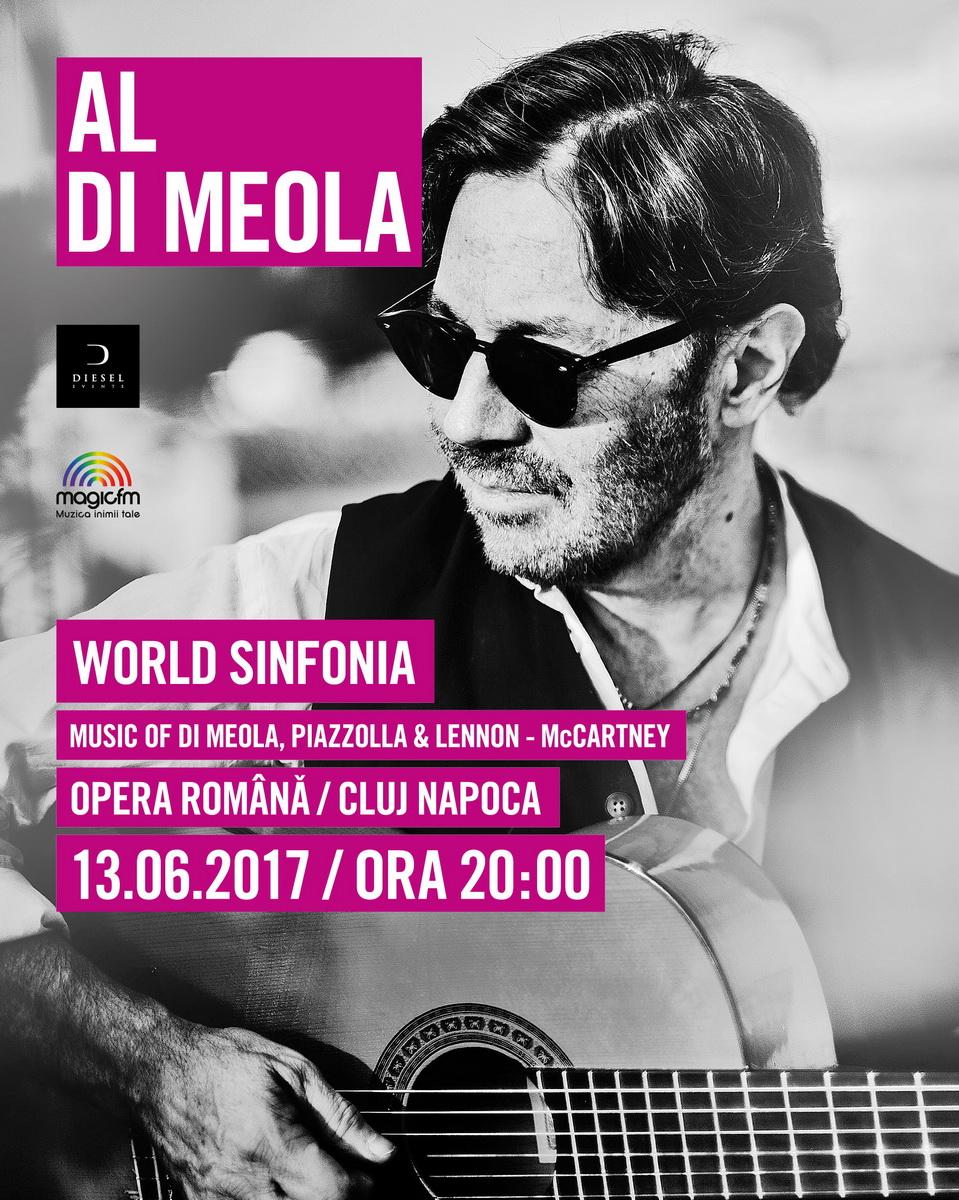 Al di Meola @ Opera Română Cluj-Napoca