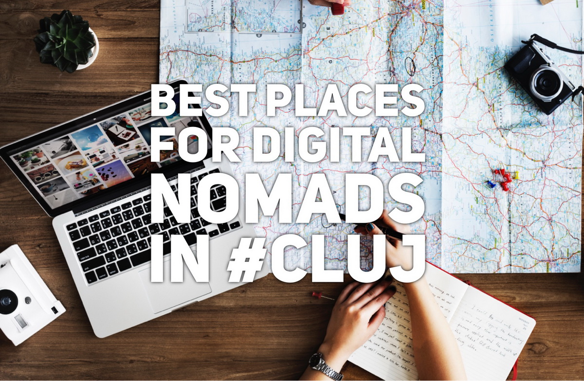 Best places for digital nomads in Cluj (I)