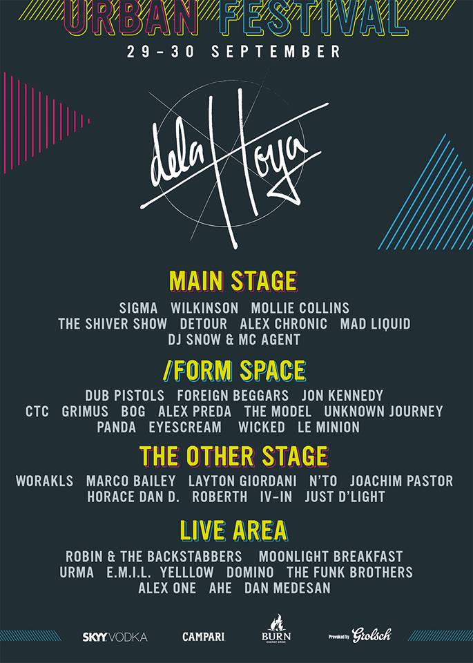 Delahoya Festival 2017