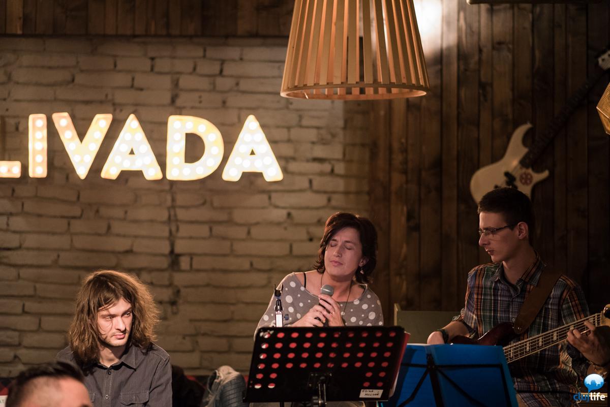 Poze: Edina Quartet @ Restaurant Livada